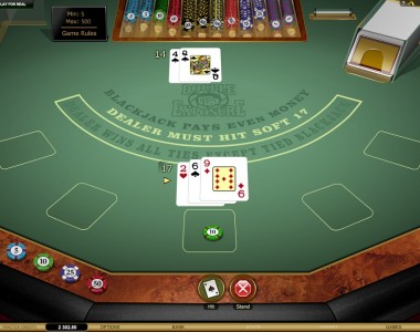 Online Baccarat Gold From Microgaming