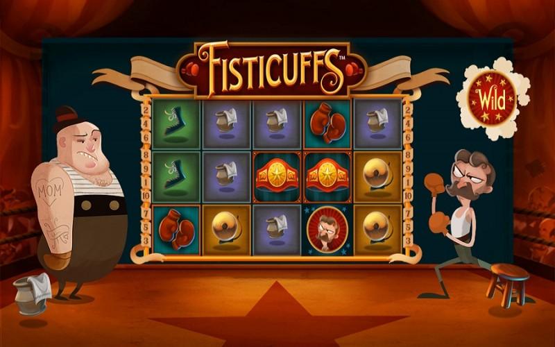 Enjoy Boxing Designed Slots At Internet Casinos