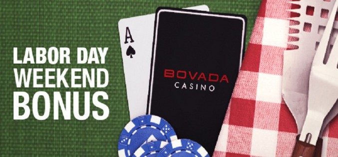 Bovada Casino Online Party Promo