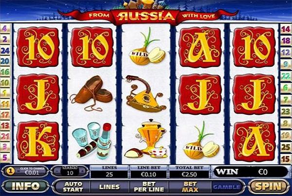 Russian Slot