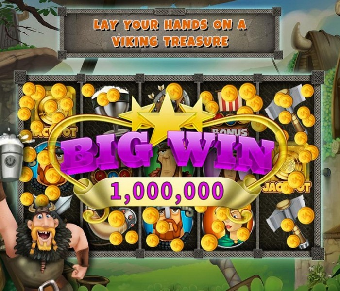 Play Viking Designed Slots