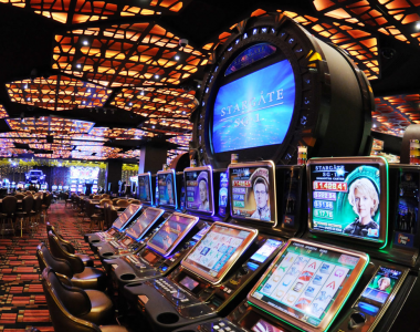 Services offered by the casino hotels