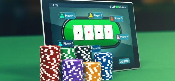 Entering the world of online poker