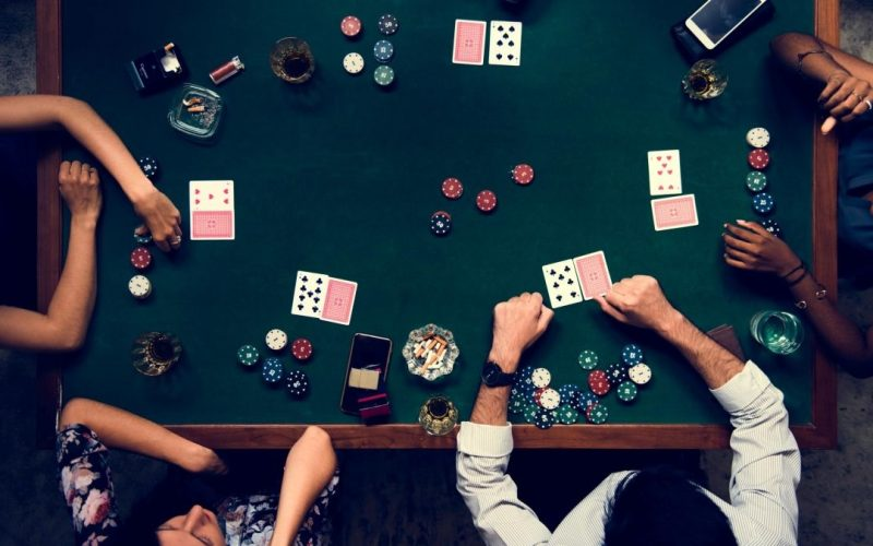 Ways In Which You Can Enjoy Your Idn Poker Games