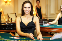 Live dealer games at Australia casino