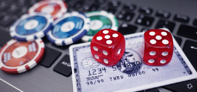 Enjoy a wide selection of games at an online casino