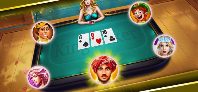 Kingpoker Is The Best Gaming Available